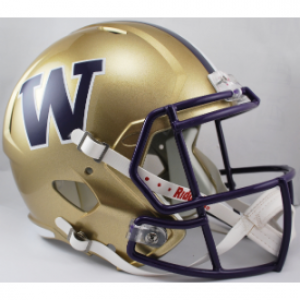 Riddell NCAA Washington Huskies Revolution Speed Replica Full Size Helmet