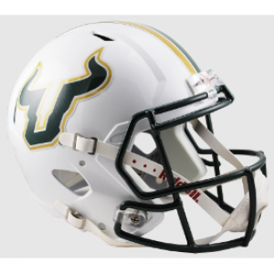 Riddell NCAA South Florida Bulls Revolution Speed Replica Full Size Helmet