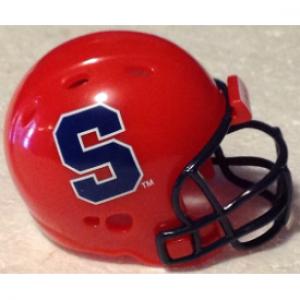 Syracuse Orangemen Revolution Pocket Size Helmet