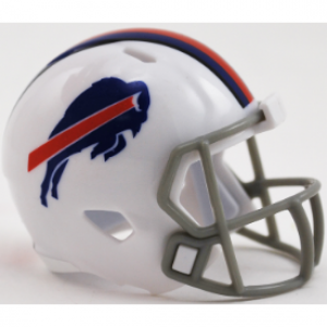 Riddell NFL Buffalo Bills Revolution Speed Pocket Size Helmet
