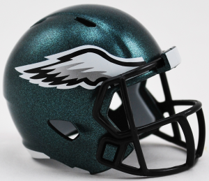 Riddell NFL Philadelphia Eagles Revolution Speed Pocket Size Helmet