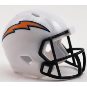 Riddell NFL San Diego Chargers Revolution Speed Pocket Size Helmet