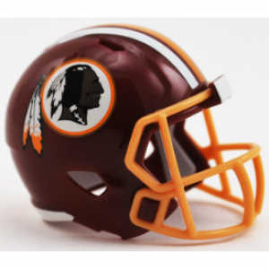Riddell NFL Washington Redskins Revolution Speed Pocket Size Helmet
