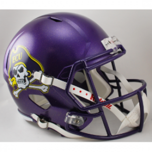 Riddell NCAA East Carolina Pirates Revolution Speed Replica Full Size Helmet