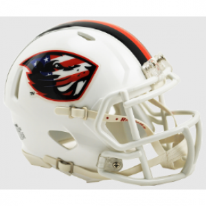Riddell NCAA Oregon St Beavers Salute Speed Mini Football Helmet