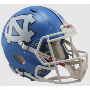 Riddell NCAA North Carolina Tar Heels Revolution Speed Authentic Full Size Helmet