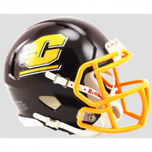 Riddell NCAA Central Michigan Chippewas Speed Mini Football Helmet