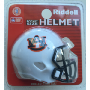 Riddell NCAA Auburn Tigers Revolution Speed Pocket Size Helmet