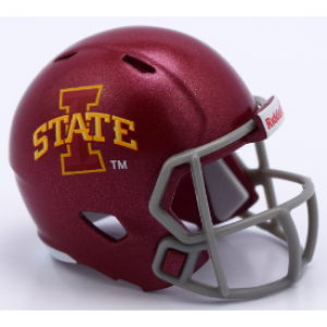 Riddell NCAA Iowa St Cyclones Revolution Speed Pocket Size Helmet