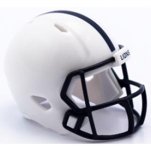 Riddell NCAA Penn St Nittany Lions Revolution Speed Pocket Size Helmet