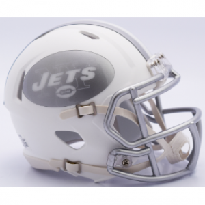 Riddell NFL New York Jets Ice Revolution Speed Mini Helmet