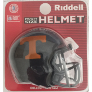 Riddell NCAA Tennessee Volunteers Speed Smoky Mountains Speed Pocket Size Football Helmet