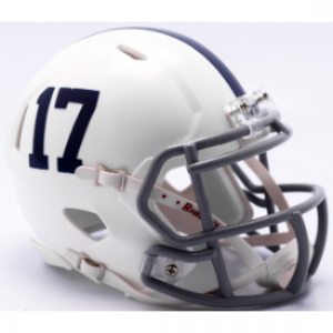 Riddell NCAA Penn St Nittany Lions 2017 Speed Mini Football Helmet