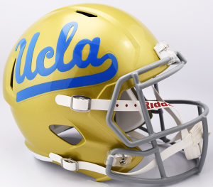 Riddell NCAA UCLA Bruins 2017 Replica Speed Full Size Football Helmet