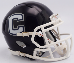 Riddell Connecticut Huskies 2018 Block C Speed Mini Helmet