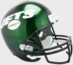 Riddell NFL New York Jets 2019 Replica Vsr4 Full Size Football Helmet