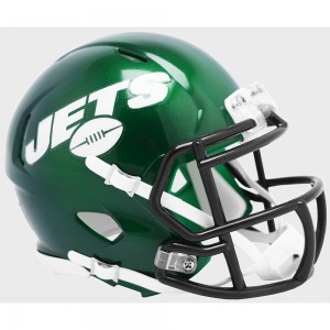 Riddell NFL New York Jets 2019 Speed Mini Football Helmet