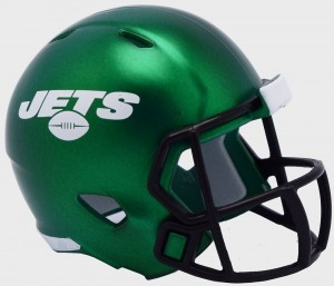 Riddell NFL New York Jets 2019 Speed Pocket Size Football Helmet
