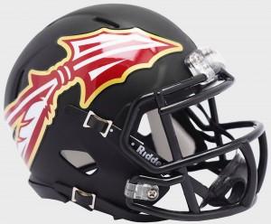 Florida St Seminoles 2019 AMP Riddell Mini Speed Helmet