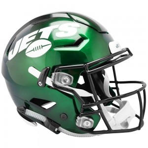 New York Jets 2019 Riddell Full Size Authentic SpeedFlex Helmet