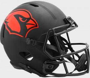 Arizona Cardinals 2020 Eclipse Riddell Full Size Replica Speed Helmet