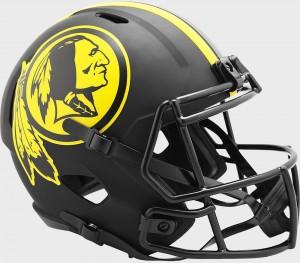 Washington Redskins 2020 Eclipse Riddell Full Size Replica Speed Helmet