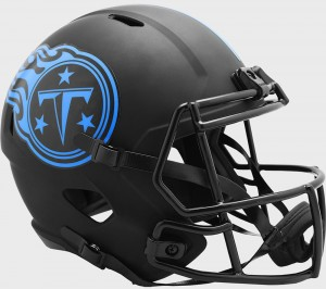 Tennessee Titans 2020 Eclipse Riddell Full Size Replica Speed Helmet