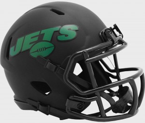 New York Jets 2020 Eclipse Riddell Mini Speed Helmet