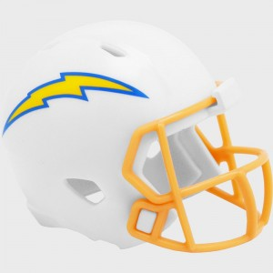 Riddell NFL Los Angeles Chargers 2019 Speed Pocket Size Football Helmet