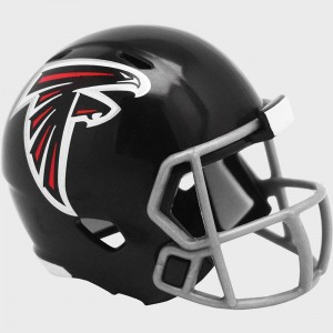 Atlanta Falcons 2020 Riddell Pocket Pro Speed Helmet