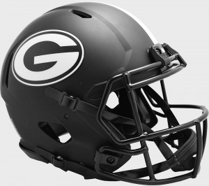 Georgia Bulldogs 2020 Eclipse Riddell Full Size Authentic Speed Helmet