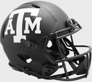 Texas A&M Aggies 2020 Eclipse Riddell Full Size Authentic Speed Helmet