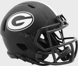 Georgia Bulldogs 2020 Eclipse Riddell Mini Speed Helmet