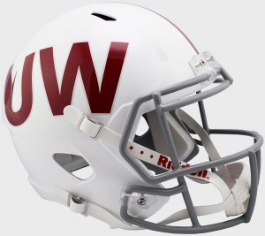 Riddell NCAA Wisconsin Badgers Revolution Speed Replica Full Size Helmet