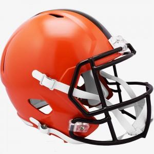 Cleveland Browns New 2020 Riddell Full Size Replica Speed Helmet
