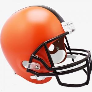 Cleveland Browns 2020 Riddell Replica Full Size Vsr4 Helmet
