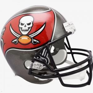 Tampa Bay Buccaneers 2020 Riddell Replica Full Size Vsr4 Helmet
