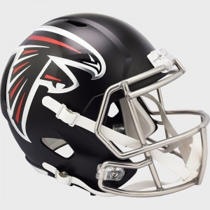 Atlanta Falcons New 2020 Riddell Full Size Replica Speed Helmet