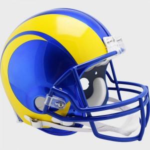 Los Angeles Rams New 2020 Riddell Mini Vsr4 Helmet