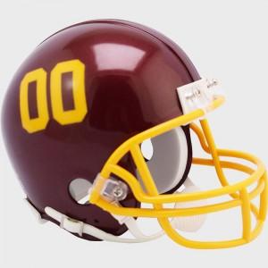 Limited Edition Washington Football Team 2020 Riddell Mini Vsr4 Helmet