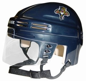 Florida Panthers Home Authentic Mini Helmet
