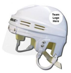 Nashville Predators Away Authentic Mini Helmet