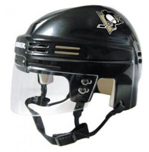 Pittsburgh Penguins Home Authentic Mini Helmet