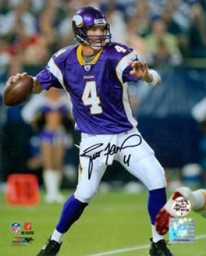 Brett Favre Autographed 8x10 Photo