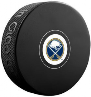 InGlasCo NHL Buffalo Sabres Autograph Souvenir Ice Hockey Puck
