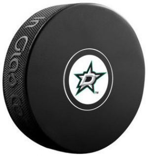 InGlasCo NHL Dallas Stars Autograph Souvenir Ice Hockey Puck