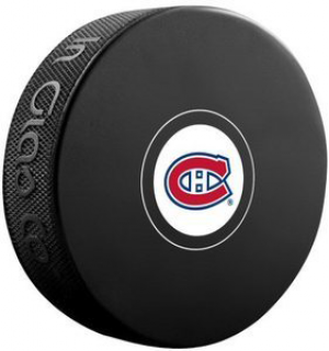 InGlasCo NHL Montreal Canadiens Autograph Souvenir Ice Hockey Puck