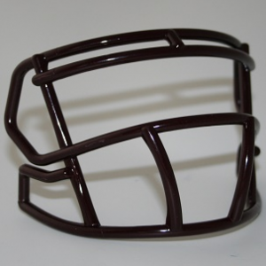 Riddell Maroon Customizable S2BD Speed Mini Football Facemask