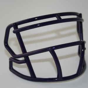 Riddell Purple Customizable S2BD Speed Mini Football Facemask