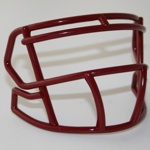 Riddell Cardinal Customizable S2BD Speed Mini Football Facemask